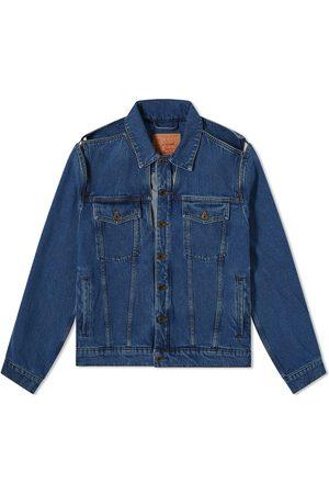 Y/Project Classic Peep Show Denim Jacket