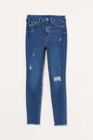 H&M Women High Waisted - Embrace High Ankle Jeans