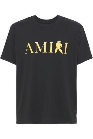 AMIRI Men T-shirts - Reverse Playboy Logo Jersey T-shirt