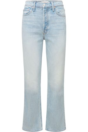 Mother The Tripper High Waist Flared Jeans