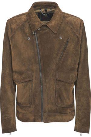 Belstaff Charlie Suede Jacket