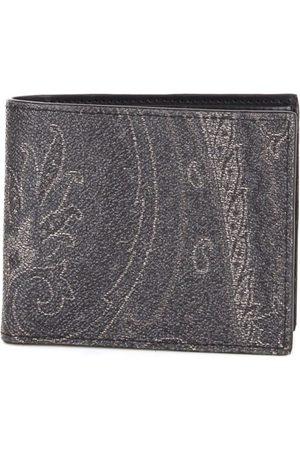 Etro Men Wallets - Wallets Men Cotone Paisley/jacquard