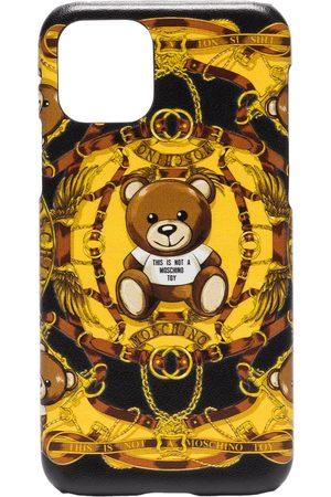 Moschino Women Phones Cases - Teddy Bear iPhone 11 Pro case