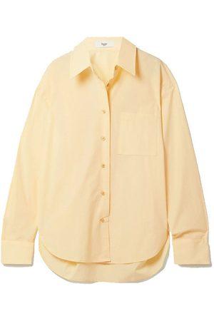 Frankie Shop Women Shirts - Lui organic cotton-poplin shirt