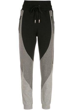 Andrea Bogosian Women Sweatpants - Color-block track pants