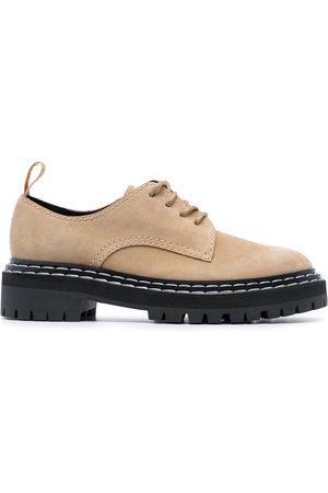 Proenza Schouler Women Formal Shoes - Chunky-sole Derby shoes