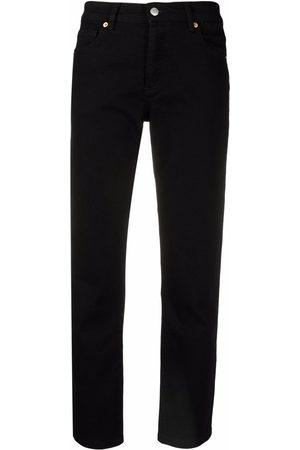 Zadig&Voltaire High-rise straight-leg jeans