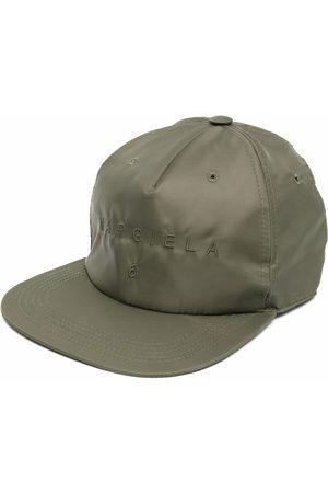 MM6 MAISON MARGIELA Women Caps - Embroidered-logo baseball cap
