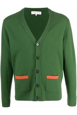 Mackintosh Men Cardigans - Field wool cardigan