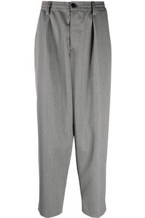 Marni Wide-leg trousers - Grey