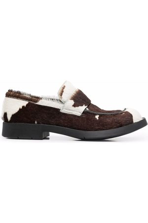 Camper Lab 1978 cow print loafers