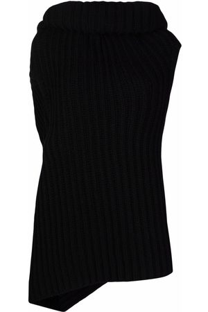 ANN DEMEULEMEESTER Women Turtlenecks - Oversize roll-neck knitted jumper