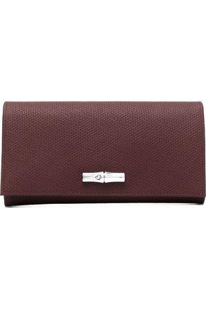 Longchamp Roseau continental wallet