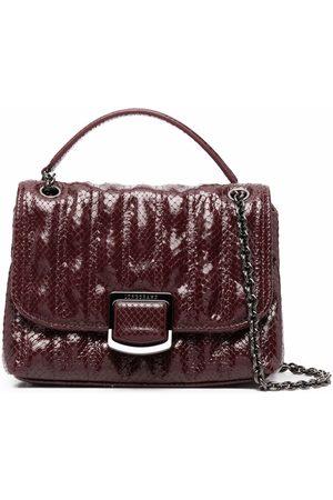 Longchamp Brioche top-handle tote