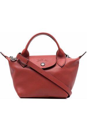 Longchamp Women Tote Bags - Le Pliage Cuir tote bag
