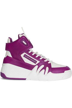 Giuseppe Zanotti Women Sneakers - Talon high-top sneakers