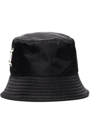 Dolce & Gabbana Men Hats - Logo plaque bucket hat