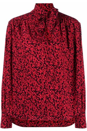 Zadig & Voltaire Tristan floral-print blouse