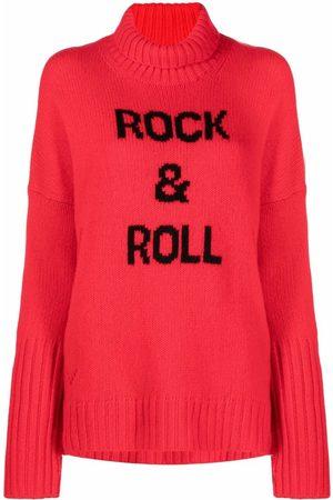 Zadig&Voltaire Rock & roll print jumper