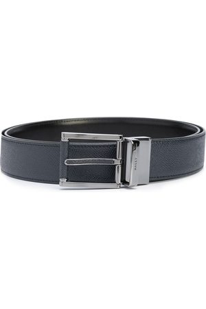 Bally Men Belts - Astor grained leather belt