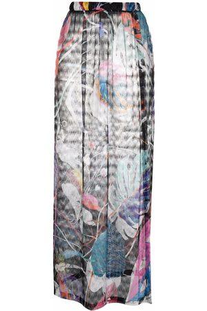 Missoni Women Beachwear - Abstract-pattern beach cover-up