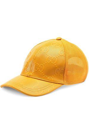 Gucci Men Caps - GG-embossed baseball cap