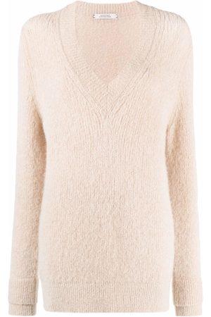 Dorothee Schumacher Long-sleeve knit jumper - Neutrals