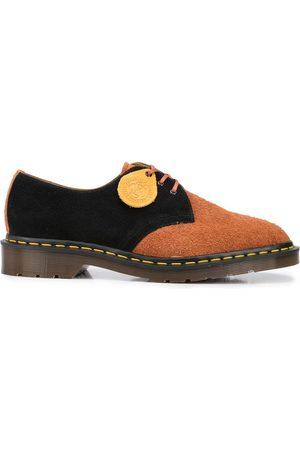Dr. Martens Men Shoes - 1461 three-eye suede shoes - Multicolour
