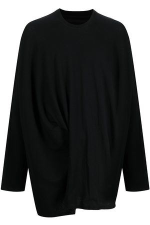 Julius Gathered long-sleeve T-shirt