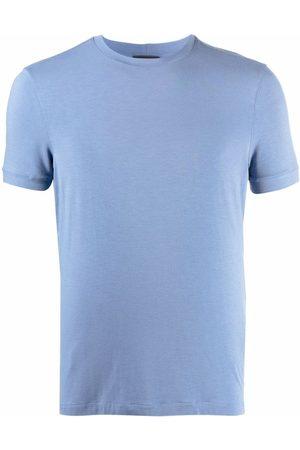 Armani Men Short Sleeve - Round-neck short-sleeve T-shirt