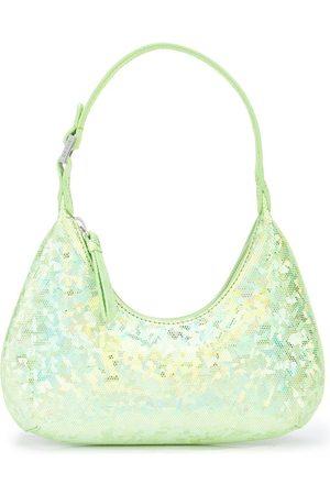 BY FAR Baby Amber Paradisco shoulder bag