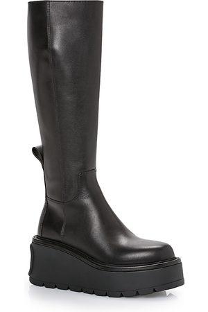 VALENTINO GARAVANI Women Thigh High Boots - Women's Uniqueform Platform Tall Boots