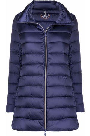 save the duck Women Puffer Jackets - Iris padded midi coat