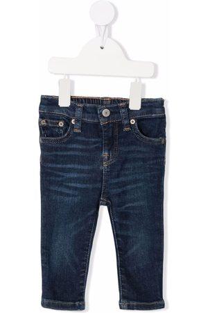Ralph Lauren Straight-leg cotton jeans