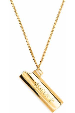 AMBUSH Lighter case pendant necklace