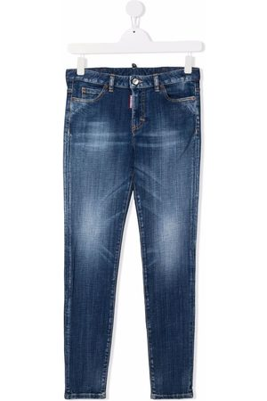 Dsquared2 Kids TEEN mid-rise skinny jeans