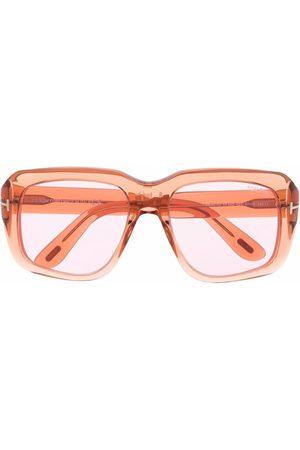 Tom Ford Bailey square-frame sunglasses