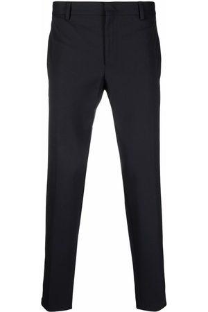 Pt01 Men Skinny Pants - Mid-rise slim-fit trousers