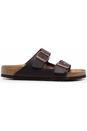 Birkenstock Men Sandals - Arizona Oiled leather sandals