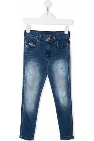 Diesel Slim-cut denim jeans