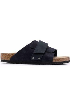 Birkenstock Men Sandals - Leather-strap sandals