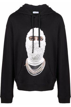 Ih Nom Uh Nit Balaclava-print hoodie