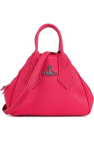 Vivienne Westwood Yasmine small vegan leather top handle bag