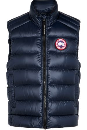 Canada Goose Crofton navy quilted shell gilet