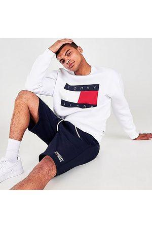 Finishline Men's Tommy Jeans Edward Shorts in /Navy Size Small 100% Cotton