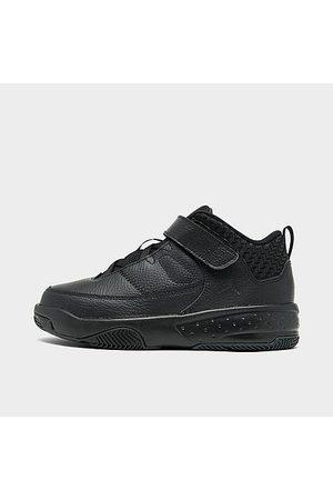 Nike Jordan Boys' Little Kids' Max Aura 3 Basketball Shoes in / Size 1.0 Leather