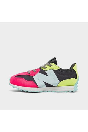 New Balance Girls' Toddler 327 Casual Shoes Size 4.0