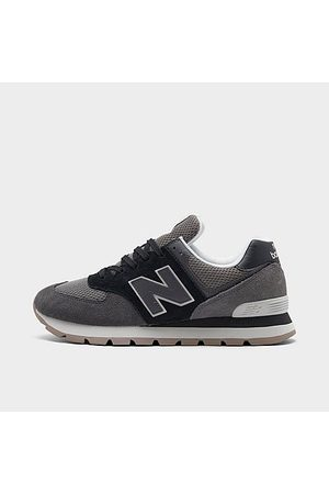 New Balance Men's 574 Rugged Casual Shoes Size 7.5 Suede