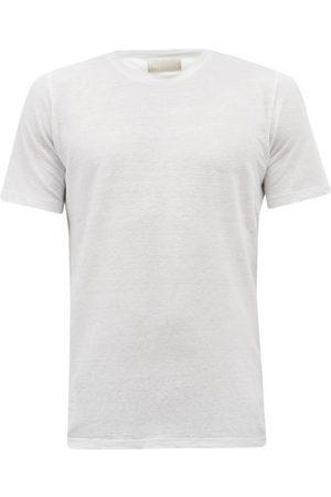 120% Lino Linen-jersey T-shirt - Mens