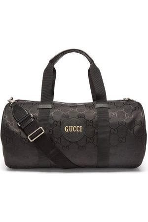 Gucci Off The Grid Gg-jacquard Holdall - Mens